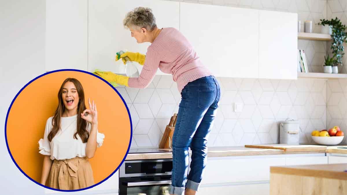 Nettoyage de cuisine : découvrez ces 6 grosses erreurs que l'on commet tous . Voici nos conseils pour les éviter !