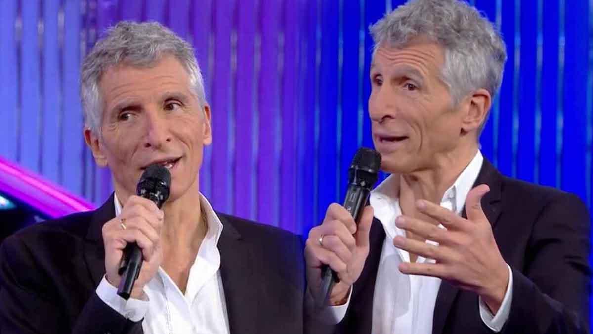 N'oubliez pas les paroles : Un candidat agacé par la blague salée de Nagui