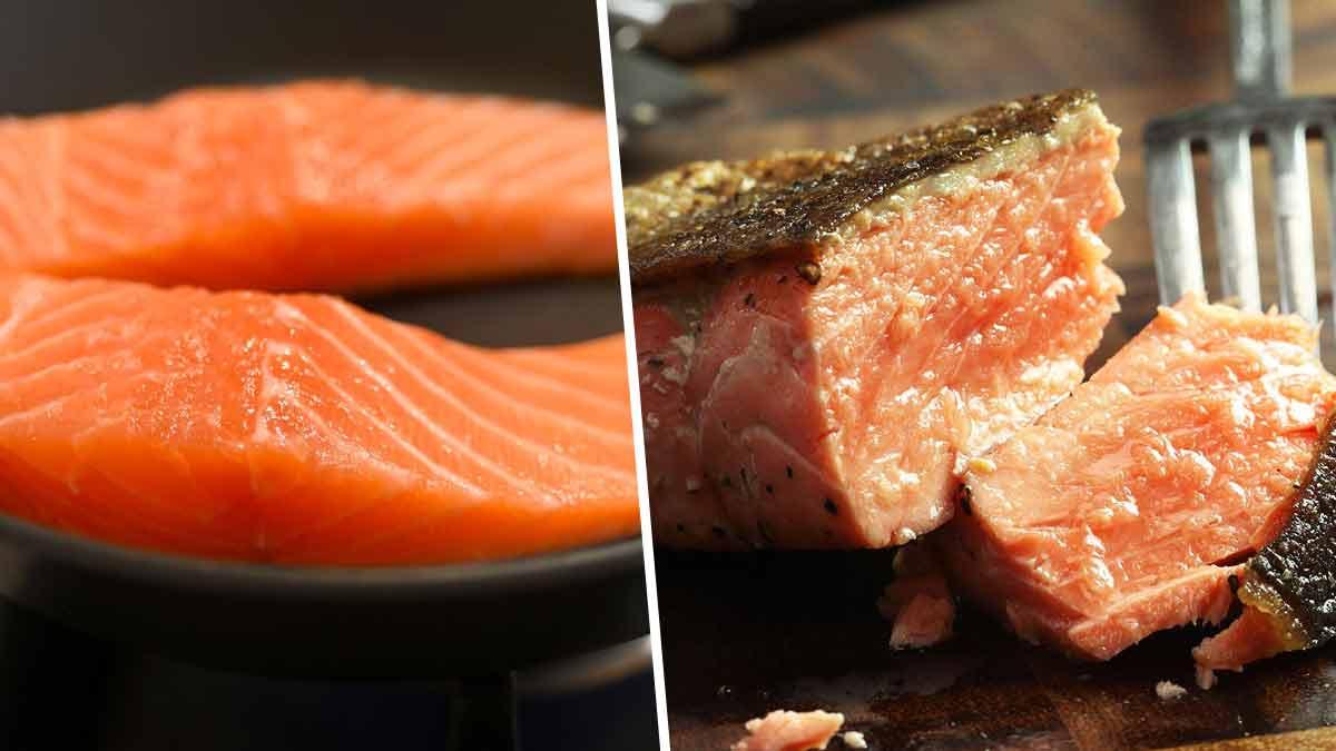 Saumon : 6 erreurs les plus fréquentes lors de sa cuisson. A ne pas faire !