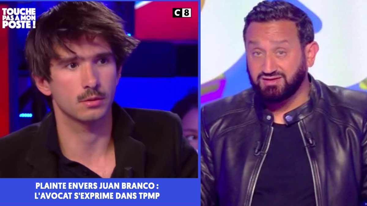 TPMP: Juan Branco déstabilise Cyril Hanouna en évoquant la cocaïne !