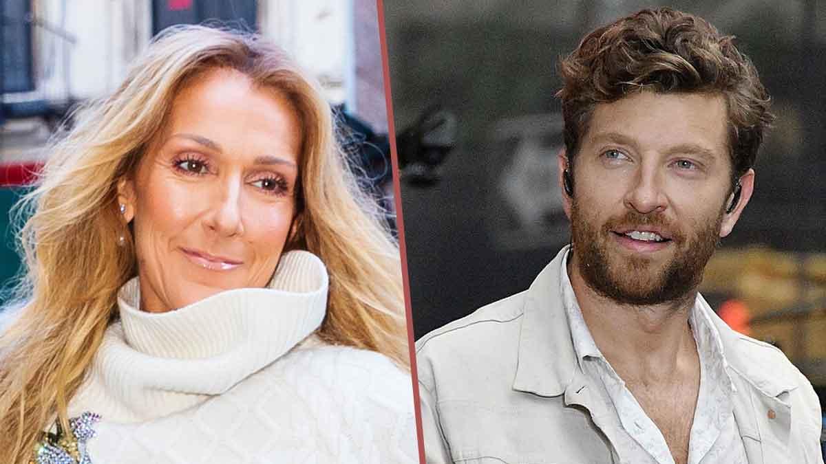 Un peu trop proche de Brett Eldredge, Céline Dion répond à la rumeur !
