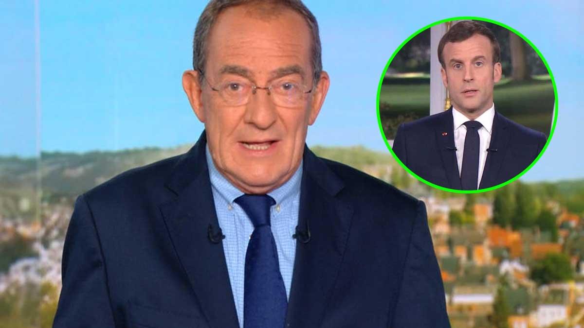 Voici le salaire exact d'Emmanuel Macron selon Jean-Pierre Pernaut !